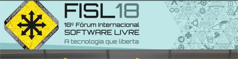Forum Internacional Software Livre – FISL18 - Google Chrome