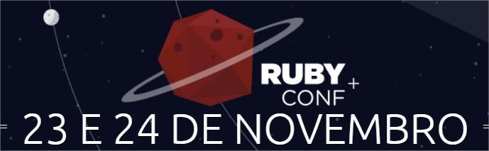 RubyConf Brasil 2018