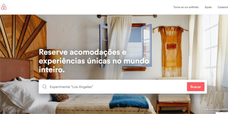 airbnb projeto