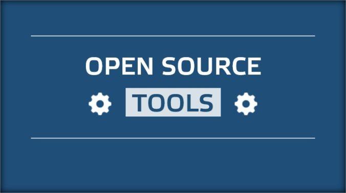 ferramentas de código aberto