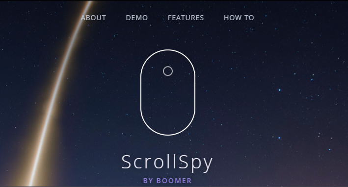 scrollspy